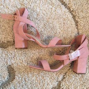 JustFab Arabella Heeled Sandals